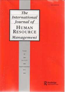 International Journal of Human Resource Management